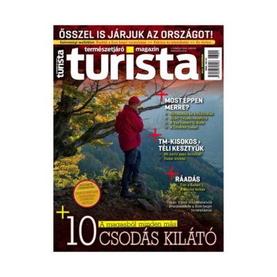Turista Magazin 2013 novemberi szám