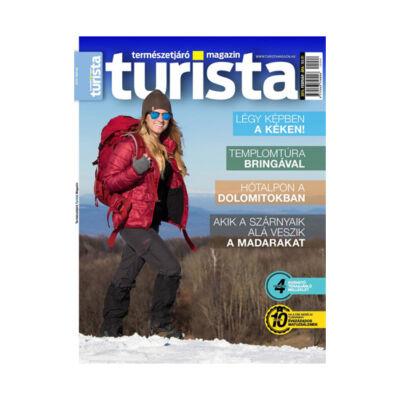 Turista Magazin 2015 februári szám