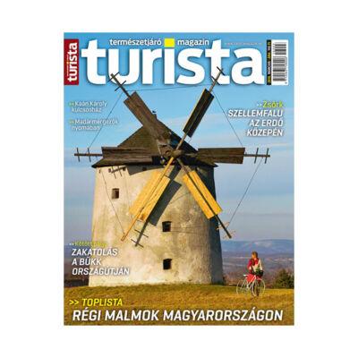 Turista Magazin 2016 márciusi szám