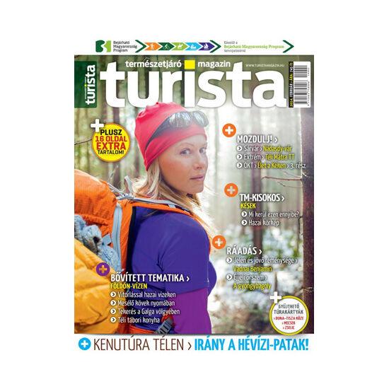 Turista Magazin 2014 februári szám