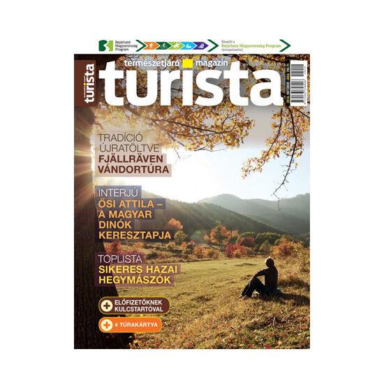 Turista Magazin 2014 októberi szám