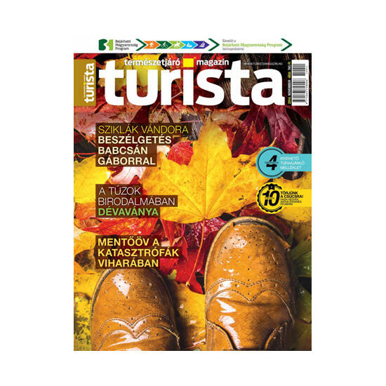 Turista Magazin 2014 novemberi szám
