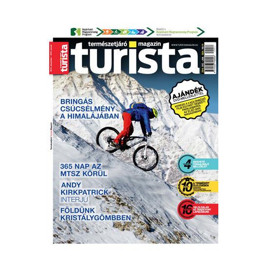Turista Magazin 2014 decemberi szám
