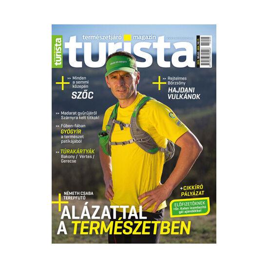 Turista Magazin 2015 májusi szám