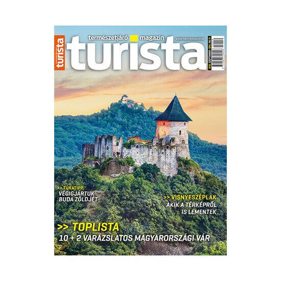 Turista Magazin 2016 szeptemberi szám