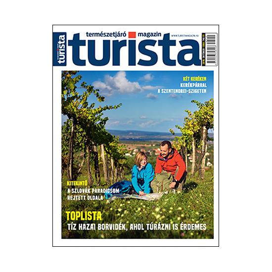 Turista Magazin 2016 októberi szám