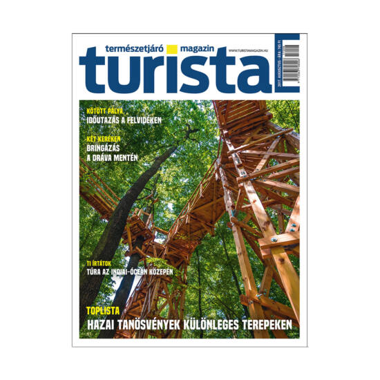 Turista Magazin 2017 augusztusi szám