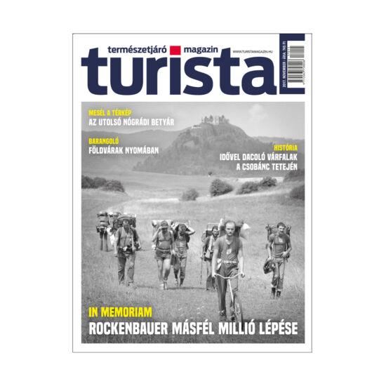 Turista Magazin 2017. novemberi szám