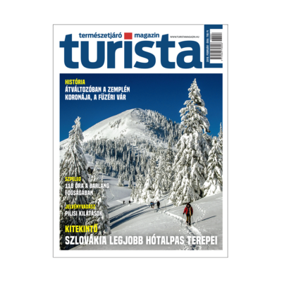 Turista Magazin 2018. februári digitális szám