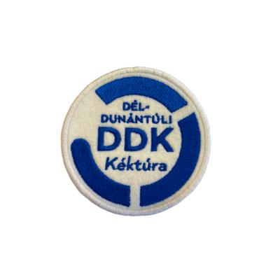 Hímzett Felvarró DDK