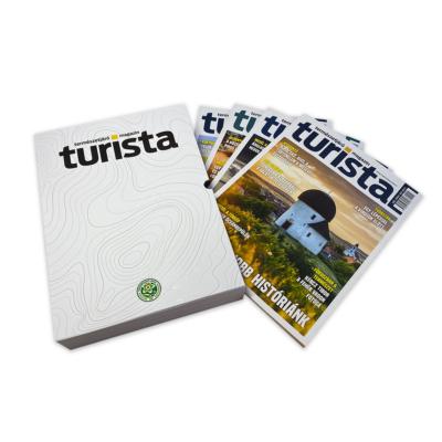Turista Magazin gyűjtőmappa