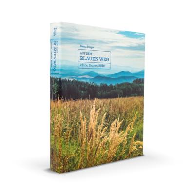 Kékvándor c. könyv - német