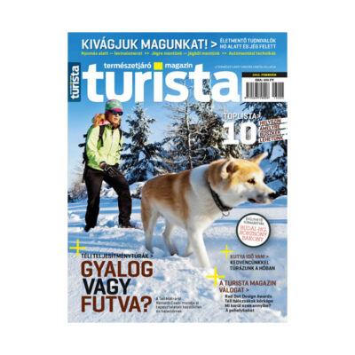Turista Magazin 2013 februári szám