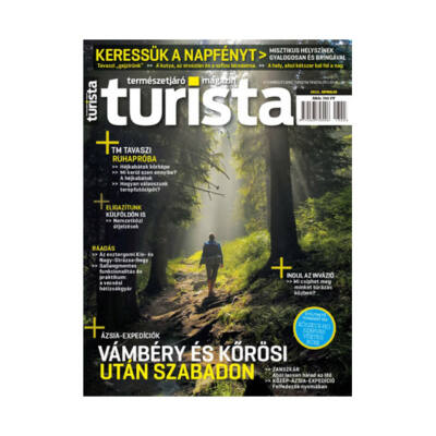 Turista Magazin 2013 áprilisi szám