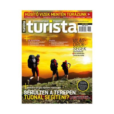Turista Magazin 2013 májusi szám