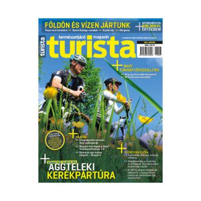 Turista Magazin 2013 júliusi szám