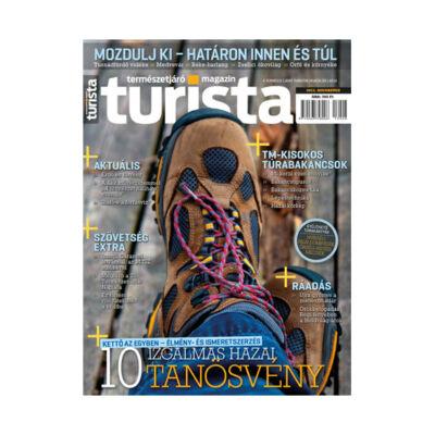 Turista Magazin 2013 augusztusi szám