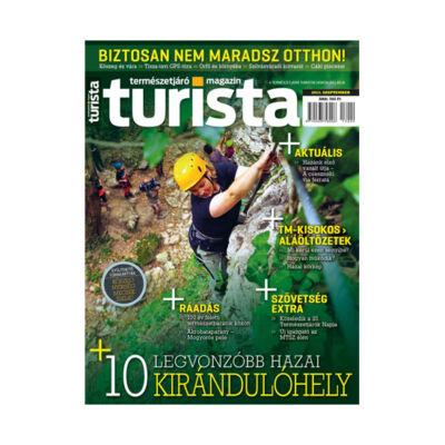 Turista Magazin 2013 szeptemberi szám