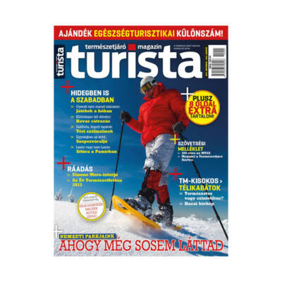 Turista Magazin 2013 decemberi szám