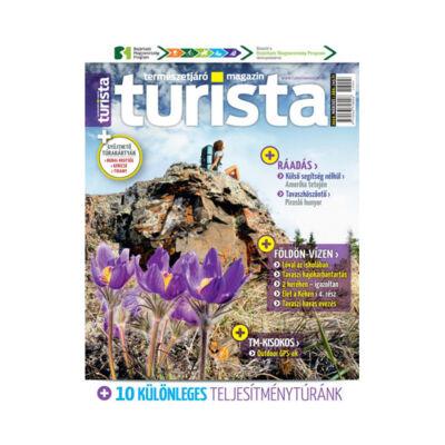 Turista Magazin 2014 márciusi szám
