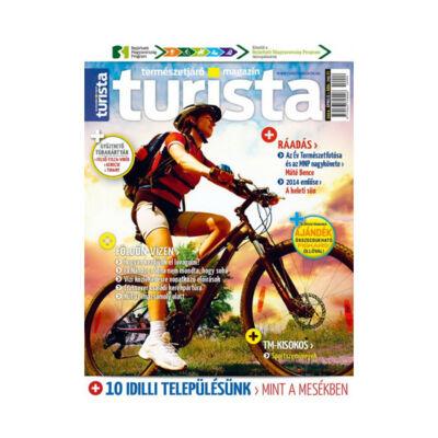 Turista Magazin 2014 áprilisi szám