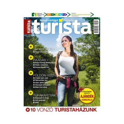 Turista Magazin 2014 júliusi szám