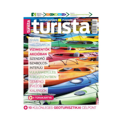 Turista Magazin 2014 augusztusi szám
