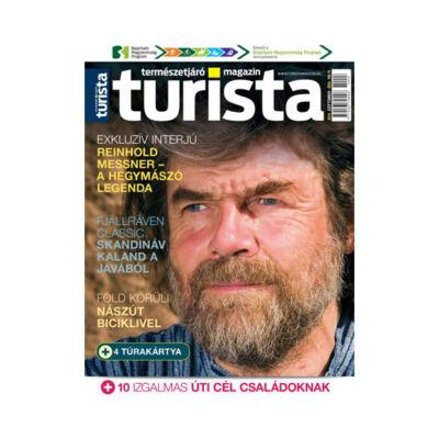 Turista Magazin 2014 szeptemberi szám