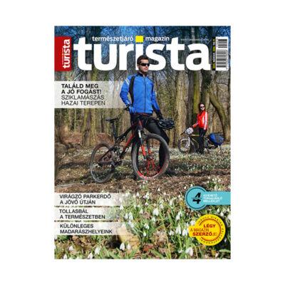 Turista Magazin 2015 márciusi szám