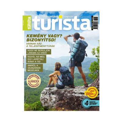Turista Magazin 2015 áprilisi szám