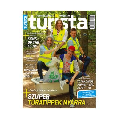Turista Magazin 2015 júniusi szám