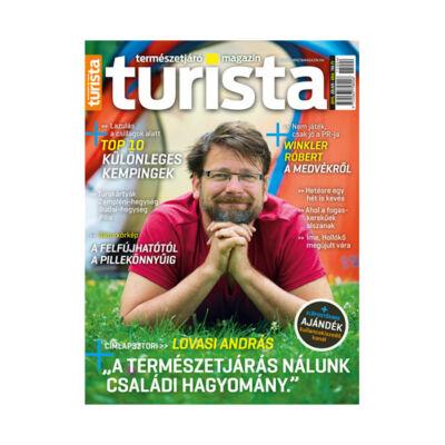 Turista Magazin 2015 júliusi szám