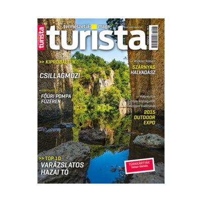 Turista Magazin 2015 augusztusi szám