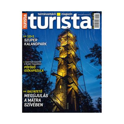 Turista Magazin 2015 szeptemberi szám