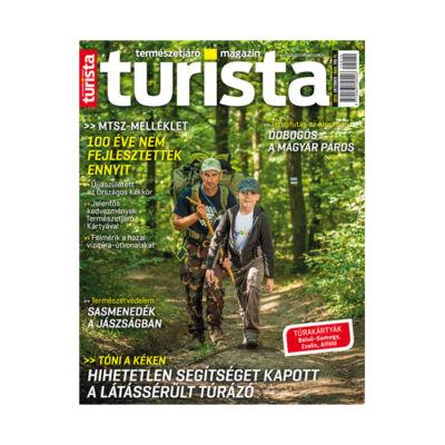 Turista Magazin 2015 októberi szám