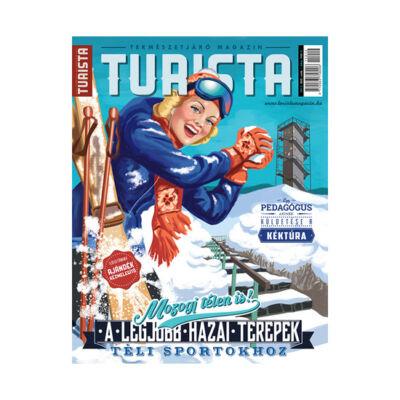 Turista Magazin 2015 decemberi szám