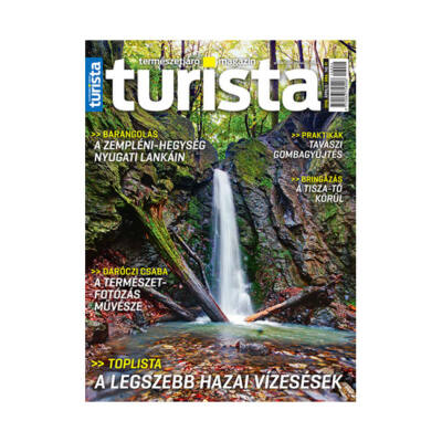 Turista Magazin 2016 áprilisi szám