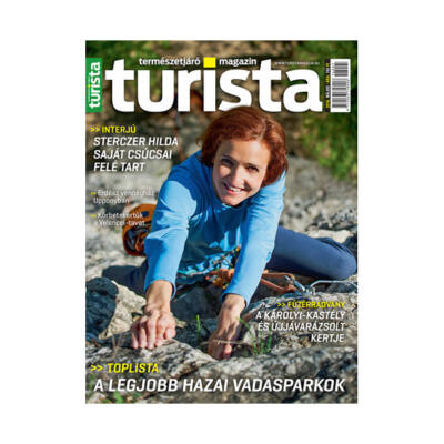 Turista Magazin 2016. májusi digitális szám