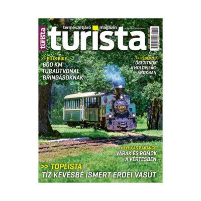 Turista Magazin digitális 2016. júniusi szám