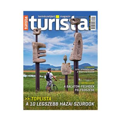Turista Magazin digitális 2016. júliusi szám
