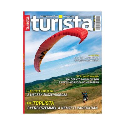 Turista Magazin 2016 augusztusi szám