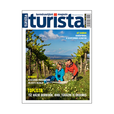 Turista Magazin 2016. októberi digitális szám