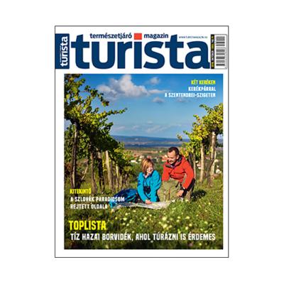 Turista Magazin digitális 2016. októberi szám