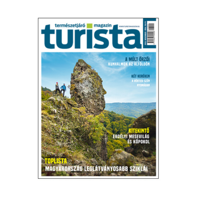 Turista Magazin 2016 novemberi szám