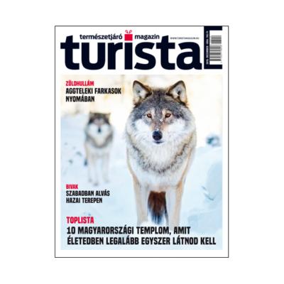 Turista Magazin 2016 decemberi szám