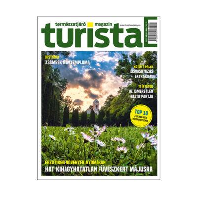 Turista Magazin digitális 2017. májusi szám