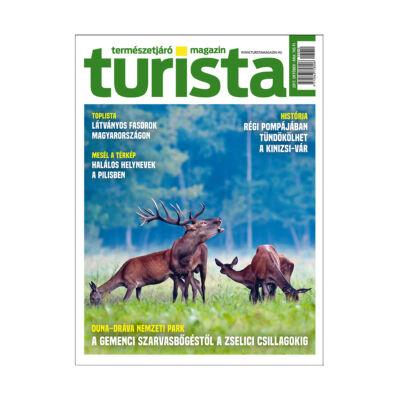 Turista Magazin 2017. októberi szám