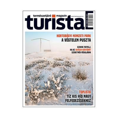 Turista Magazin 2017 februári szám