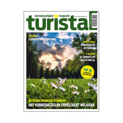 Turista Magazin 2017 májusi szám