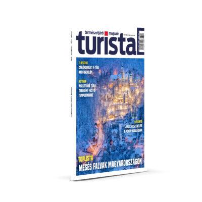 Turista Magazin 2017. decemberi digitális szám